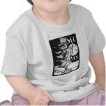 Tarot Card Justice T Shirt