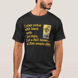 Tarot Card Poker T-Shirt