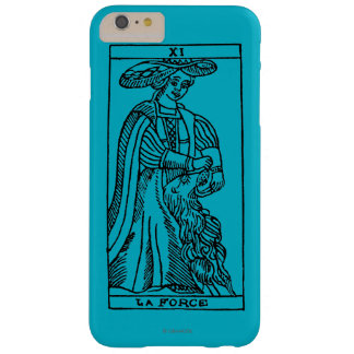 Tarot Card: Strength Barely There iPhone 6 Plus Case