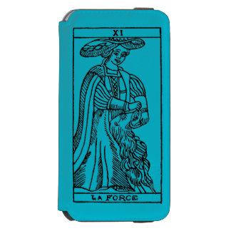Tarot Card: Strength iPhone 6/6s Wallet Case