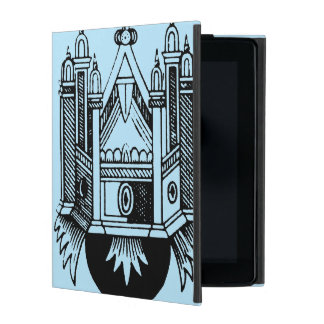 Tarot Card: The Ace Of Cups iPad Covers