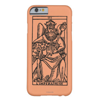 Tarot Card: The Empress Barely There iPhone 6 Case