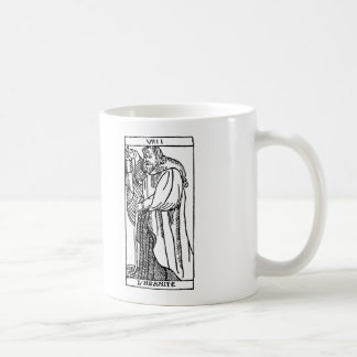 Tarot Card: The Hermit Coffee Mug