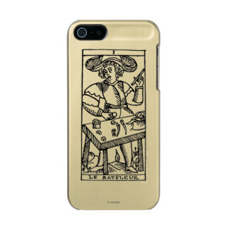 Tarot Card: The Juggler Metallic Phone Case For iPhone SE/5/5s