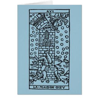 Tarot Card: The Madhouse Card