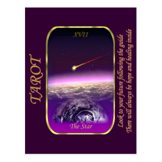 Tarot Card - The Star