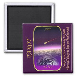 Tarot Card - The Star Fridge Magnet