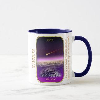 Tarot Card - The Star Mug