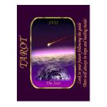 Tarot Card - The Star Postcard
