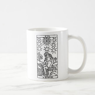 Tarot Card: The Stars Coffee Mug