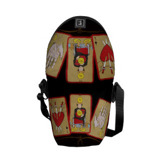 Tarot Cards (1) Messenger Bags