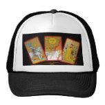 Tarot Cards (2) Mesh Hat