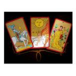 Tarot Cards (2) Postcards