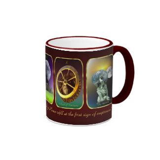 Tarot Cards Humorous Mug