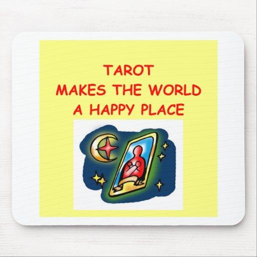 tarot cards mousepads