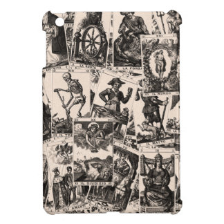 Tarot cards pattern case for the iPad mini