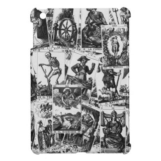 Tarot cards pattern iPad mini covers