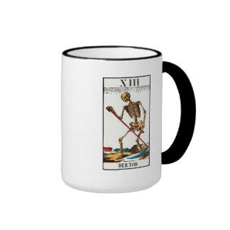 Tarot Death Card Mug