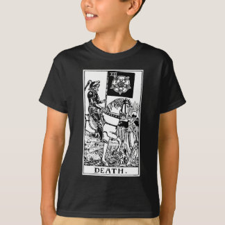 Tarot 'death' T-Shirt