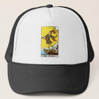 tarot-fool trucker hat
