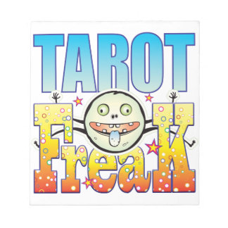 Tarot Freaky Freak Notepads