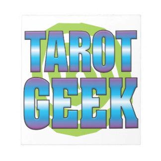 Tarot Geek v3 Scratch Pads