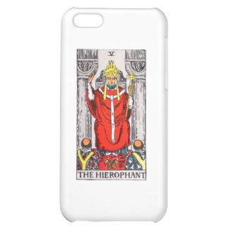 tarot-hierophant iPhone 5C case