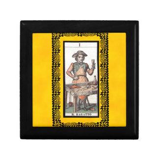 Tarot: Il Bagatto Keepsake Box
