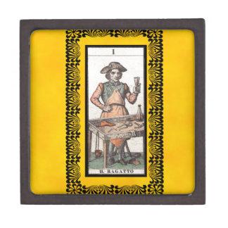 Tarot: Il Bagatto Premium Trinket Boxes