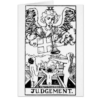 Tarot 'judgment' card