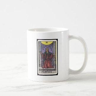 Tarot: Justice Coffee Mug