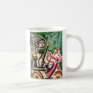 TAROT Le Chariot Coffee Mug