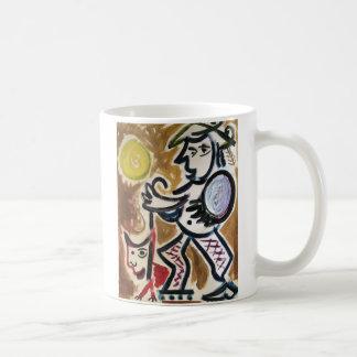 TAROT Le Fou Coffee Mug