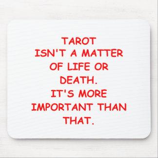 tarot mouse pad