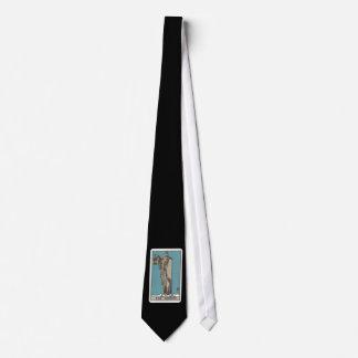 Tarot of the Eremit The Hermit Tie