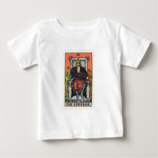 Tarot of the rulers The Emperor Baby T-Shirt