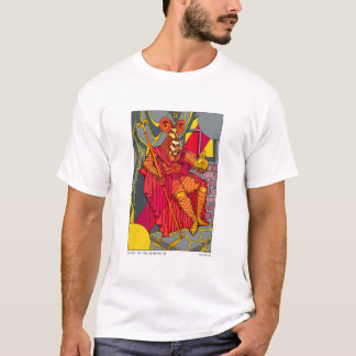 Tarot of the Sephiroth Emperor Men's T-Shirt