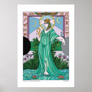 Tarot of the Sephiroth Empress Print
