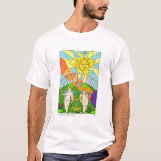 Tarot of the Sephiroth Sun Men's T-Shirt