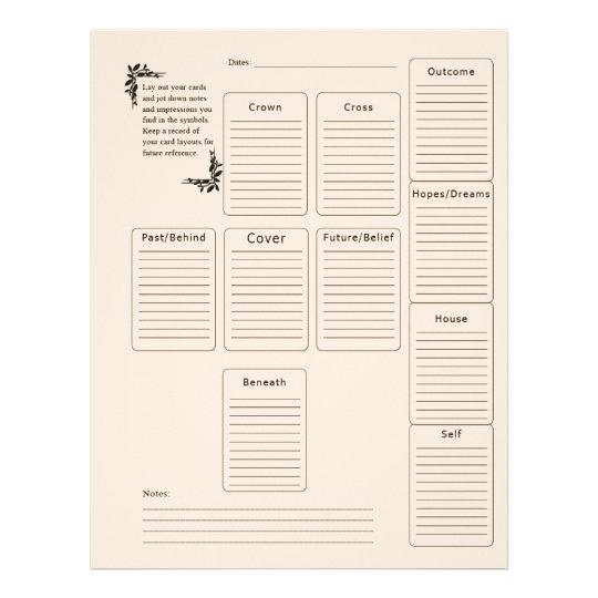 Tarot Page
