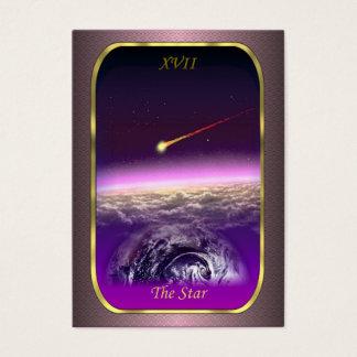 Tarot Profile Cards - The Star Card