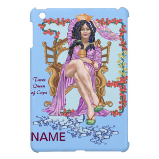 Tarot Queen of Cups iPad Mini Cover