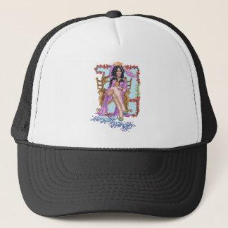 Tarot Queen of Cups Trucker Hat