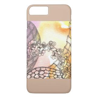 Tarot Symbol Arch iPhone 8 Plus/7 Plus Case