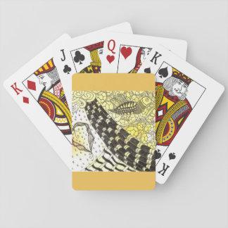 Tarot Symbol Bird Playing Cards