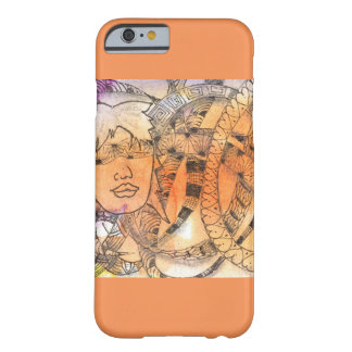 Tarot Symbol Blindfold Barely There iPhone 6 Case