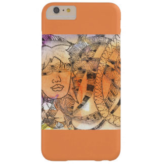 Tarot Symbol Blindfold Barely There iPhone 6 Plus Case