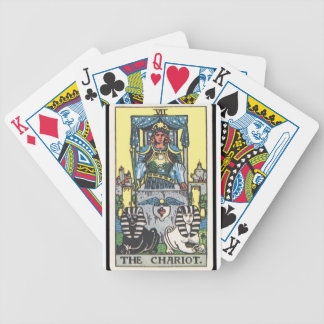 Tarot: The Chariot Bicycle Playing Cards