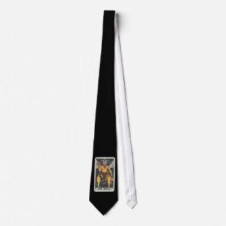Tarot the devil The Devil Neck Tie