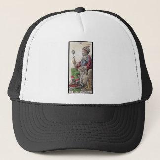 Tarot: The Emperor Trucker Hat